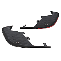Bumper Step Pad, Black