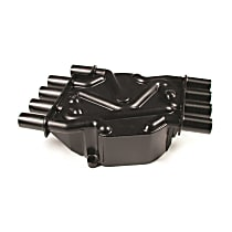 Accel 120141 Distributor Cap - Black, Direct Fit, Sold individually