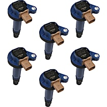 140646B-6 Ignition Coil - Set of 6