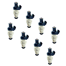 150826 Fuel Injector - New, Set of 8