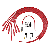4040R Spark Plug Wire - Set of 8