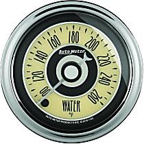 1154 Water Temperature Gauge - Electric Digital Stepper Motor, Universal, Sold individually