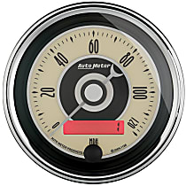 Autometer 1187 Speedometer - Electric, Universal, Sold individually