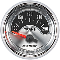 Autometer 1249 Transmission Temperature Gauge - Electric Air-Core, Universal