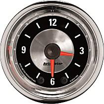 1284 Clock - Electric Digital Stepper Motor, 12 Hour, Universal