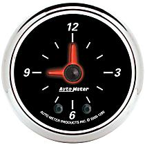 1285 Clock - Electric Digital Stepper Motor, 12 Hour, Universal
