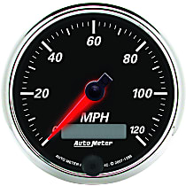 Autometer 1286 Speedometer - Electric, Universal, Sold individually