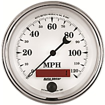 Autometer 1287 Speedometer - Electric, Universal, Sold individually