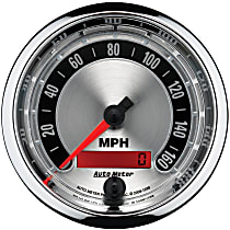 Autometer 1288 Speedometer - Electric, Universal, Sold individually