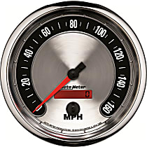 Autometer 1289 Speedometer - Electric, Universal, Sold individually
