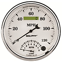 Autometer 1290 Speedometer - Electric, Universal, Sold individually