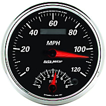 Autometer 1291 Speedometer - Electric, Universal, Sold individually
