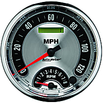 Autometer 1295 Speedometer - Electric, Universal, Sold individually