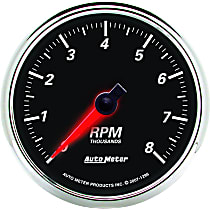 1296 Tachometer - Electric Air-Core, Universal, Sold individually