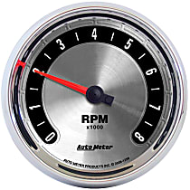 1298 Tachometer - Electric Air-Core, Universal, Sold individually