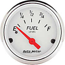 Autometer 1317 Fuel Gauge - Electric, Universal, Sold individually