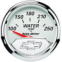 1337-00408 Water Temperature Gauge - Electric Air-Core, Universal, Sold individually