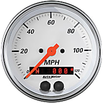 Autometer 1349 Speedometer - Electric, Universal, Sold individually