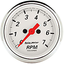 1397 Tachometer - Electric Air-Core, Universal, Sold individually
