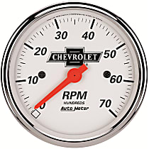 1398-00408 Tachometer - Electric Air-Core, Universal, Sold individually