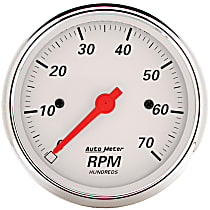 1398 Tachometer - Electric Air-Core, Universal, Sold individually