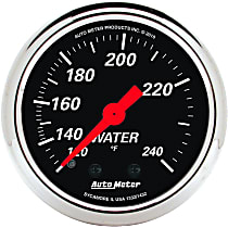 1432 Water Temperature Gauge - Mechanical, Universal, Sold individually