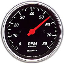 1490 Tachometer - Electric Air-Core, Universal, Sold individually