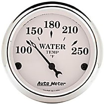 1638 Water Temperature Gauge - Electric, Universal, Sold individually