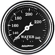 1733 Water Temperature Gauge - Mechanical, Universal, Sold individually