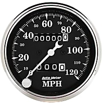 Autometer 1796 Speedometer - Mechanical, Universal, Sold individually