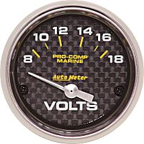 200756-40 Voltmeter - Air-Core, Universal