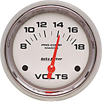 200757-35 Voltmeter - Air-Core, Universal