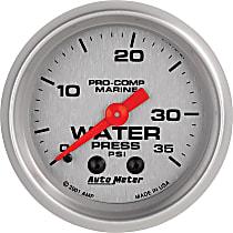 200772-33 Water Pressure Gauge - Mechanical, Universal