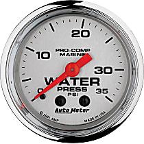 200772-35 Water Pressure Gauge - Mechanical, Universal