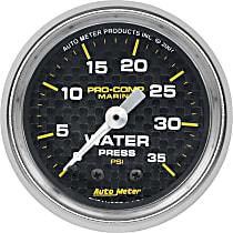 200772-40 Water Pressure Gauge - Mechanical, Universal