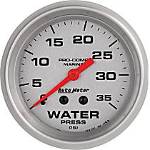 200773-33 Water Pressure Gauge - Mechanical, Universal