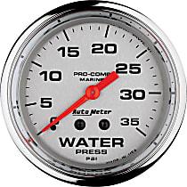 200773-35 Water Pressure Gauge - Mechanical, Universal