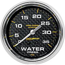 200773-40 Water Pressure Gauge - Mechanical, Universal