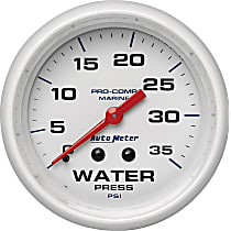 200773 Water Pressure Gauge - Mechanical, Universal