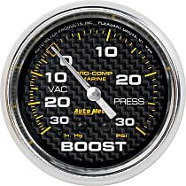 Boost Gauge - Mechanical, Universal, Sold individually