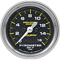 200842-40 Pyrometer Gauge - Digital Stepper Motor, Universal