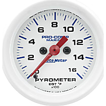 200842 Pyrometer Gauge - Digital Stepper Motor, Universal