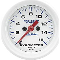 Pyrometer Gauge - Digital Stepper Motor, Universal