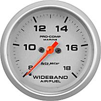 Autometer 200870-33 Air Fuel Gauge - Wideband, Universal