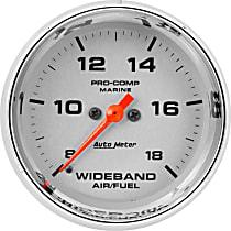 Autometer 200870-35 Air Fuel Gauge - Wideband, Universal