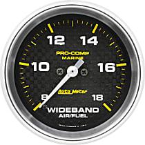 Autometer 200870-40 Air Fuel Gauge - Wideband, Universal