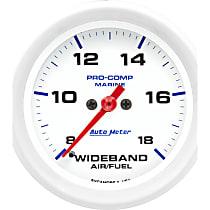 Autometer 200870 Air Fuel Gauge - Wideband, Universal