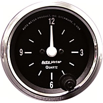 201019 Clock - Electric, 12 Hour, Universal