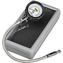 Autometer 2159 Tire Pressure Gauge - Mechanical, Universal, Sold individually