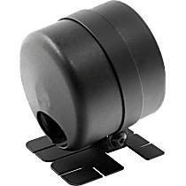 Gauge Pod - Black, Universal, Sold individually